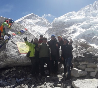 Everest Base Camp - Trekking packages in Nepal