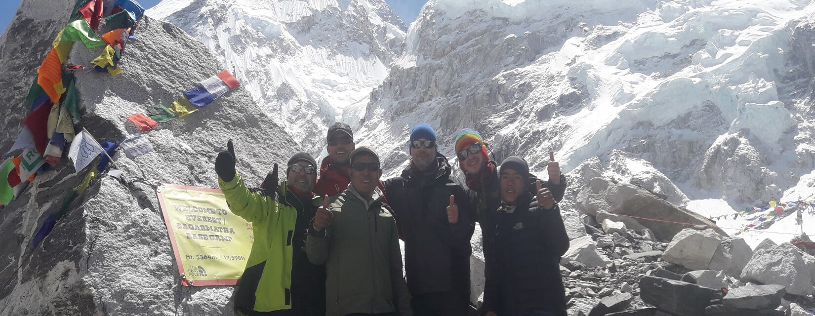 Everest Base Camp - EBC Trek