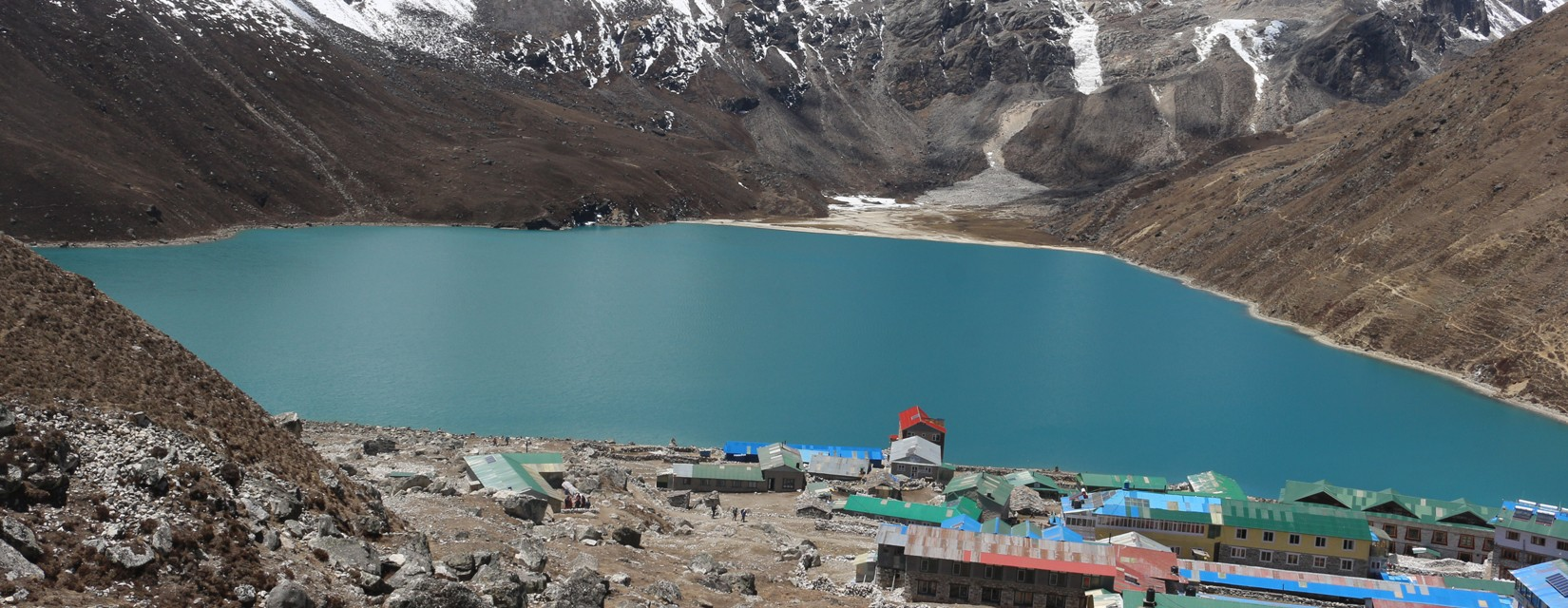 Gokyo Lake - Everest High Passes Trek