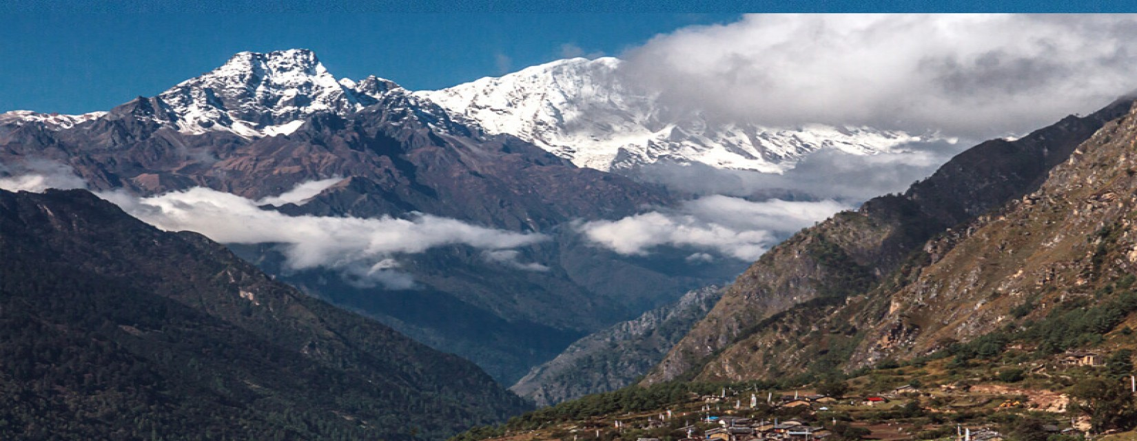 Tsum Valley -Manaslu Trekking Package