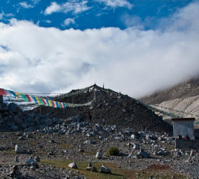 Everest Base Camp - Tibet