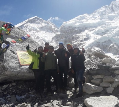 Everest Base Camp - Everest Base Camp Gokyo Lakes Trek