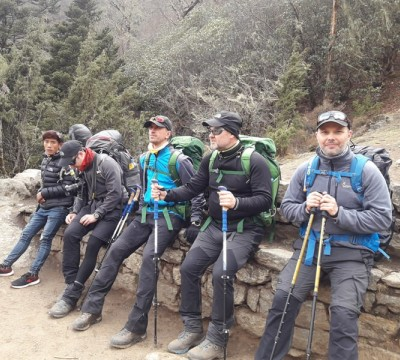 Everest Luxury Group- Everest Base Camp Luxury Trek