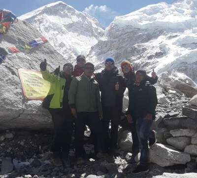 Everest-Base-Camp-Trekking View
