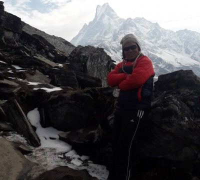 Mardi Himal Trek with Fishtail - Mardi Himal Trek