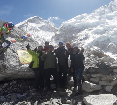 Short Everest Base Camp Trek 12 Days - Dingboche