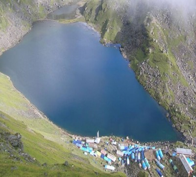 Short Gosaikunda Trek - Gosaikunda Lake