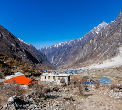 Short Langtang Valley Trek - Ganesh Himal